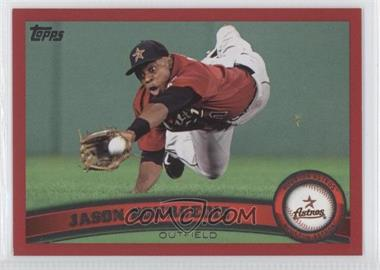 2011 Topps Update Series Target Red #US178 - Jason Bourgeois