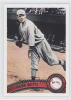 Babe Ruth (Short Print)
