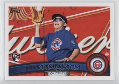 2011 Topps Update Series #US57 - Tony Campana