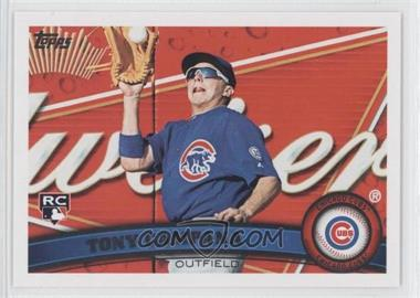 2011 Topps Update Series #US57 - Tony Campana