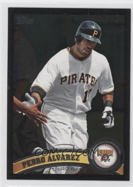 2011 Topps Wal-Mart All-Black #95 - Pedro Alvarez