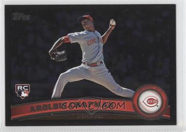 2011 Topps Wal-Mart [Base] All-Black #110 - Aroldis Chapman