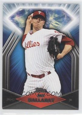 2011 Topps Wal-Mart Blue Diamond #BDW15 - Roy Halladay
