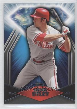 2011 Topps Wal-Mart Blue Diamond #BDW7 - Chase Utley