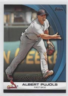 2011 Topps Wal-Mart Hanger Pack Inserts Blue #WHP5 - Albert Pujols