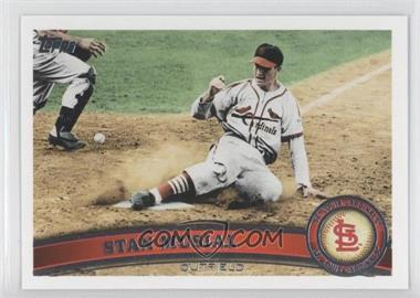 2011 Topps #100 - Stan Musial