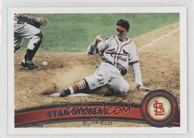 2011 Topps #100.2 - Stan Musial