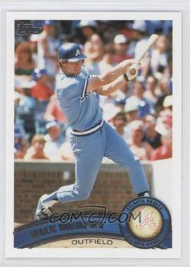 2011 Topps #135.2 - Dale Murphy (Legends)