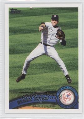 2011 Topps #330 - Derek Jeter