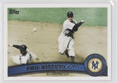 2011 Topps #330 - Phil Rizzuto