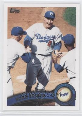 2011 Topps #490.2 - Duke Snider (Legends)