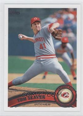 2011 Topps #516.2 - Tom Seaver (Legends)