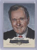 George H.W. Bush /10