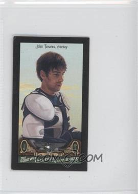 2011 Upper Deck Goodwin Champions Minis Red Lady Luck Back #77 - Jose Tabata