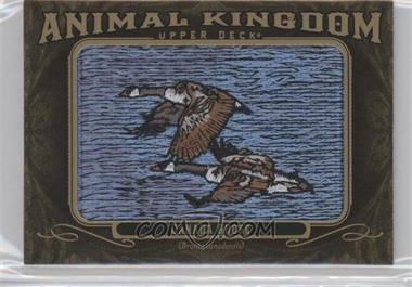 2011 Upper Deck Goodwin Champions Multi-Year Issue Animal Kingdom Manufactured Patches #AK-20 - [Missing]