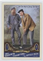 Old Tom Morris, Young Tom Morris
