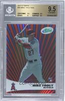 Mike Trout /999 [BGS 9.5]