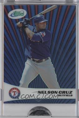 2011 eTopps [???] #7 - Nelson Cruz /749