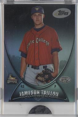 2011 eTopps Minor League Prospectus #22 - Jameson Taillon /749