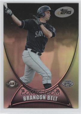2011 eTopps Minor League Prospectus #23 - Brandon Belt /749