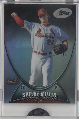 2011 eTopps Minor League Prospectus #29 - Shelby Miller /749