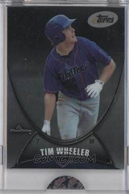 2011 eTopps Minor League Prospectus #31 - Tim Wheeler /749