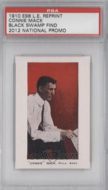2012 1910 E98 Black Swamp Find Reprints - National Convention [Base] #38 - Connie Mack /1500 [PSAAUTHENTIC]