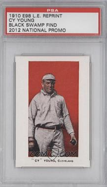 2012 1910 E98 Black Swamp Find Reprints National Convention [Base] #956 - Cy Young /1500 [PSA AUTHENTIC]