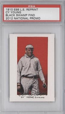 2012 1910 E98 Black Swamp Find Reprints National Convention [Base] #956 - Cy Young /1500 [PSAAUTHENTIC]