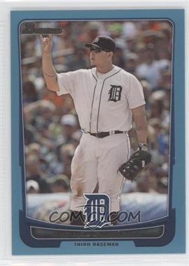 2012 Bowman - [Base] - Blue Border #101 - Miguel Cabrera /500