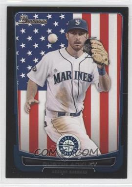 2012 Bowman - [Base] - International #143 - Dustin Ackley