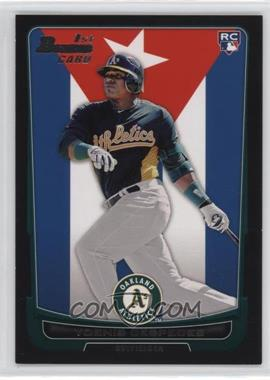 2012 Bowman - [Base] - International #193 - Yoenis Cespedes