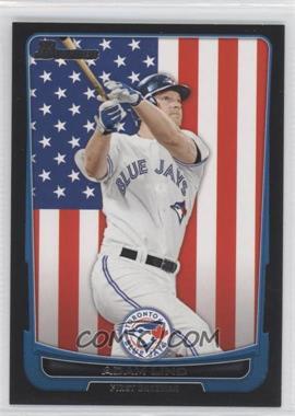 2012 Bowman - [Base] - International #53 - Adam Lind