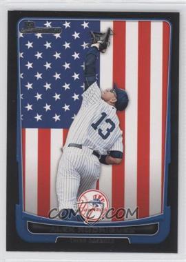 2012 Bowman - [Base] - International #63 - Alex Rodriguez