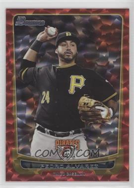 2012 Bowman - [Base] - Red Ice #106 - Pedro Alvarez /25