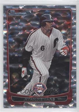2012 Bowman - [Base] - Silver Ice #129 - Ryan Howard