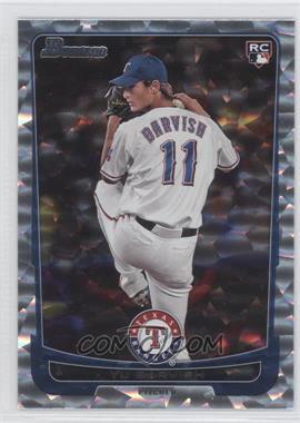 2012 Bowman - [Base] - Silver Ice #209 - Yu Darvish