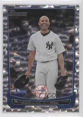 2012 Bowman - [Base] - Silver Ice #66 - Mariano Rivera