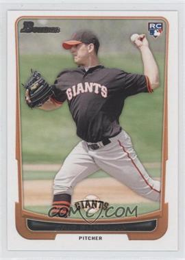 2012 Bowman - [Base] #200 - Eric Surkamp