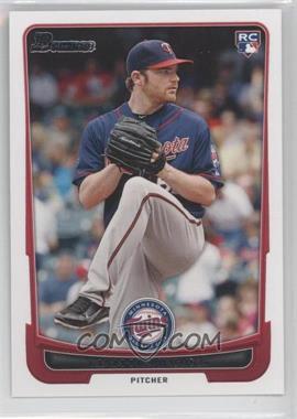 2012 Bowman - [Base] #208 - Liam Hendriks