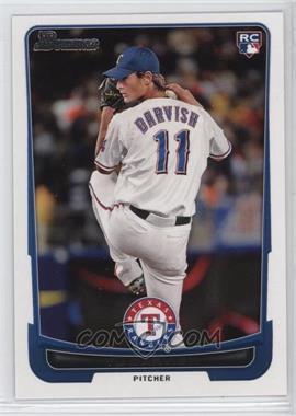2012 Bowman - [Base] #209.1 - Yu Darvish (Base)