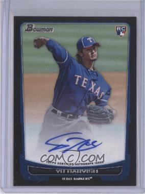 2012 Bowman - [Base] #209.2 - Yu Darvish (Autograph)