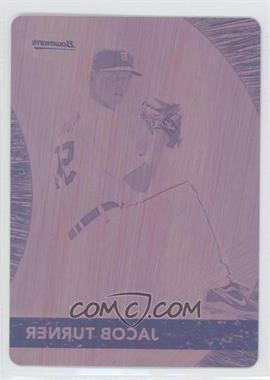 2012 Bowman - Bowman's Best - Printing Plate Magenta #BB13 - Jacob Turner /1