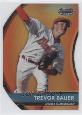 2012 Bowman - Bowman's Best Prospects - Die-Cut Refractor #BBP1 - Trevor Bauer /99