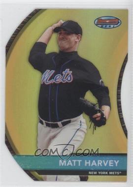 2012 Bowman - Bowman's Best Prospects - Die-Cut Refractor #BBP10 - Matt Harvey /99