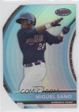 2012 Bowman - Bowman's Best Prospects - Die-Cut Refractor #BBP12 - Miguel Sano /99