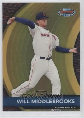 2012 Bowman - Bowman's Best Prospects #BBP22 - Will Middlebrooks
