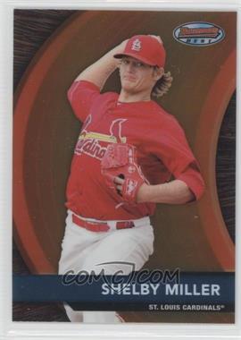 2012 Bowman - Bowman's Best Prospects #BBP5 - Shelby Miller