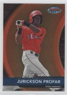 2012 Bowman - Bowman's Best Prospects #BBP9 - Jurickson Profar