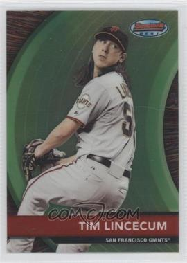 2012 Bowman - Bowman's Best #BB18 - Tim Lincecum